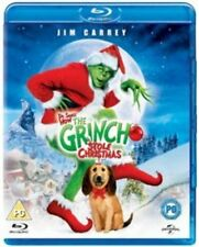 The Grinch Blu-ray 2000 Region