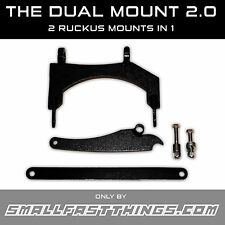 Honda Ruckus FATTY and NON-FATTY 12 in. Mount Stretch Kit (2 Mounts!!!)