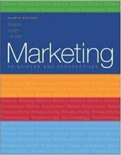 MARKETING PRINCIPLES AND PERSPECTIVES W/POWERWEB, 4/E By Thomas Ingram BRAND NEW