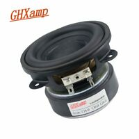 GHXAMP 3.5 inch Bass Woofer Speaker Subwoofer 88mm Super Tough Rubber Edge 4