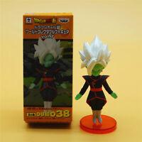 """DragonBall Z DBZ Zamasu (Potara) pvc statue  figure 3"""" new w box"""