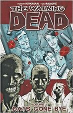 The Walking Dead, Vol 1, 2013 Days Gone Bye, by Kirkman and Moore, Horror