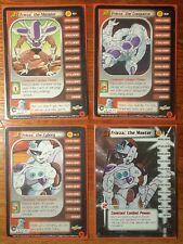 Dragon Ball Z Frieza Lv 1-3 HT Personality Trunks Saga DBZ CCG Limited Near Mint