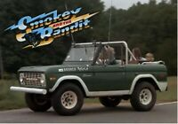1970 Ford Bronco Buster Smokey and the Bandit 1:18 Greenlight PRE-ORDER MIB
