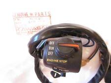 Kawasaki Z400 Right Hand Case Assy NOS Right Handlebar Switch Z400     46132-011
