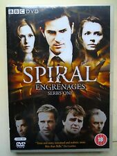 Spiral-Series One 2005 TV Series--w/Gregory Fitoussi/Caroline Proust-Region 2