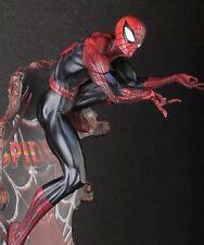 """Marvel THE Black AMAZING SPIDER-MAN 2 Last Stand 18"""" Statue Figure Figurine NIB"""