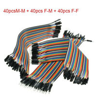 120pcs Dupont Wire Female to Female+Male to Male+Male to Female Jumper Cable Hot