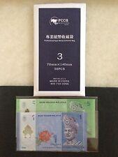 (JC) PCCB Banknote Sleeve No 3 (70mm x 140mm @ 50 pcs per pack)