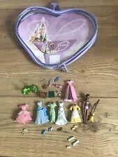 Parques de Disney Princesa Tiana & La Rana Playset Muñeca Figura Set