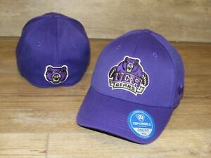 Central Arkansas Bears UCA Memory Fit Flex Fitted Hat Cap Men's size M/L