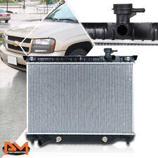 Aluminum Core Radiator For 02-09 Gmc Envoy Xl Xuv/Chevy Traiblazer 4.2L Dpi-2458 (Fits: Isuzu)