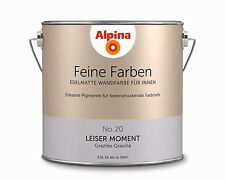 Alpina Wohnzimmer Farben Fur Heimwerker Gunstig Kaufen Ebay