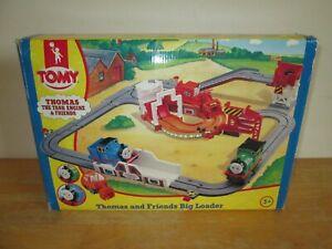 Vintage 1999 TOMY Thomas the Tank Engine & Friends Big Loader Train Set - Boxed