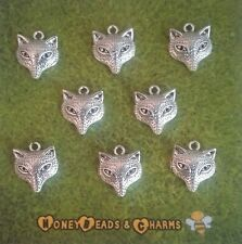 ❤ Squirrel Charms ❤ Pack of 8 ❤ CRAFTING//JEWELLERY MAKING ❤ COMBINED P /& P ❤