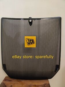 JCB Genuine 3CX SPARE PARTS - 128/H9642 Front Grille with Lock