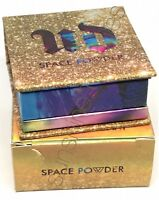 UD Urban Decay ELEMENTS SPACE POWDER Baked Golden Shimmer Highlighter MINI 2.5g