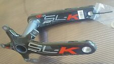 FSA SLK Light Carbon BBRIGHT Crank Arms (170mm) Road Bike 130 BCD (NEW) Cervelo