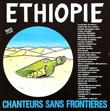 """Chanteurs Sans Frontières 12"""" Ethiopie - France (VG/EX+)"""