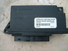 2003-2007 CADILLAC CTS REAR DOOR MODULE GMX320/GMT265 OEM PART #  25735998