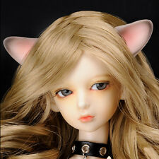 1/3 70cm BJD Dollmore Part - Cute kitty Ears(Normal Skin)(M, No blushed)