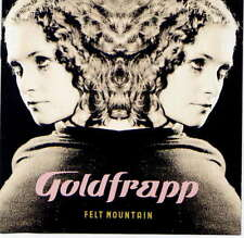 GOLDFRAPP -  Felt mountain - CD album