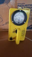 Victoreen Radiological Survey Meter Cd V 717 Model 1 Geiger Counter Cdv717