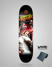 Skateboard Skate Skateboard¨ & Music ¨ . Anthrax: Spreading the Disease 8.125