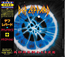 DEF LEPPARD - Adrenalize - JAPAN CD+ Bonus 4-TRACKS CD PHCR-16001-2 NEU+SEALED!