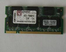 Original Arbeit Speicher IBM ThinkPad T40 R41 T40p 41P T42 T42P A31 A31P T30 1GB
