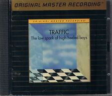 Traffic the Low Spark of High Heeled Boys MFSL ORO CD