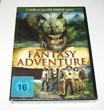 Fantasy Adventure ? 3 Filme ? DVD ? Original in OVP / Folie