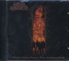 Amon Amarth - Once sent from the golden hall CD