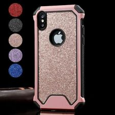 Hybrid Shockproof Hard Armor Back Case Cover for iPhone 11 Pro Max Xs Xr 8 7 6s