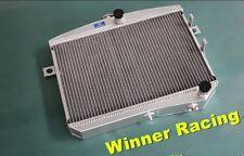 aluminum radiator for Volvo Amazon Combi P1800 S/E/ES B18 B20 engine GT M/T