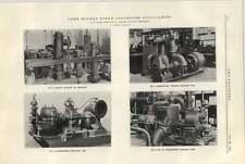 1922 Some Modern Steam Condenser Auxiliary's Allen Bedford