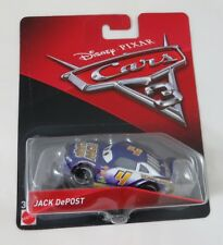 Disney Pixar Cars 3  Movie JACK DEPOST diecast