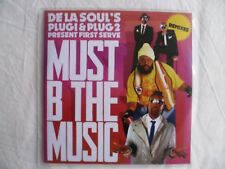 "De La Soul ""Must B The Music (Remixes)"" Promo CD Single (2012) PIASR291CDMR"