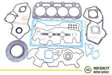 Full Gasket Set For Shibaura, 195907710, N844L, N844LT, 4 Cylinder