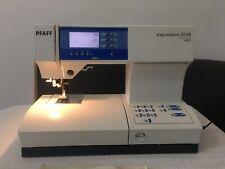 PFAFF Nähmaschine expression 2038