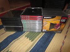 58 COPERTINE PER CD-ROM SINGOLE CUSTODIE OTTIME CONDIZIONI