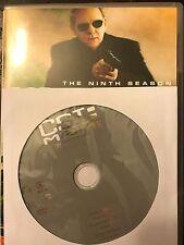 CSI: Miami - Season 9, Disc 3 REPLACEMENT DISC (not full season)