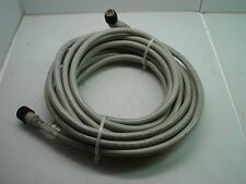 INDUSTRIAL INTERFACES 84854-9040 3082A E34972 250V 9AMP THICK CABLE  ***XLNT***