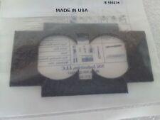 NSi FIRESTOP(Lot of 10 ) FSSRC SINGLE RECEPTACLE COVER GUARD - BLACK 05560