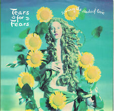 TEARS FOR FEARS  Sowing The Seeds Of Love / Tears Roll Down 45 with PicSleeve