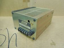 Acopian Regulated Power Supply B15G300 1 A Amp Used
