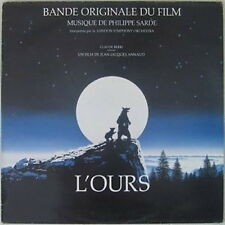 Jean-Jacques Annaud 33 tours L'Ours Sarde 1988