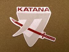 Genuine Suzuki Sticker Decal Emblem GSX750 GSX1000 GSX1100 SZ  Katana  s