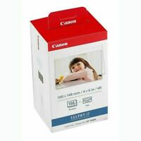 CANON KP-108IN PER Selphy KIT INCHIOSTRO+C.FOTO CP910 CP530 CP900 CP780