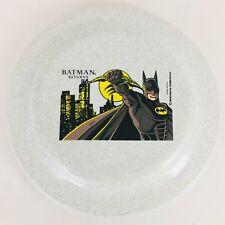 "1992 DC Comics Batman Returns Frisbee 9 1/4"" across Michael Keaton"